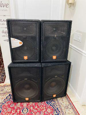 2 JBL SPEAKERS for Sale in Adelphi, MD