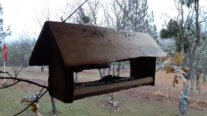 Bird feeder, rustic for Sale in Eagle Point, OR