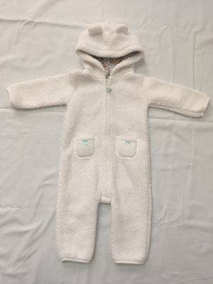 Baby Girl Fleece Clothes - 6 months for Sale in Laguna Hills, CA