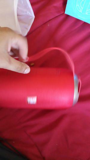 Brand New speaker waterproof Bluetooth fm am in the box brand new for Sale in Phoenix, AZ
