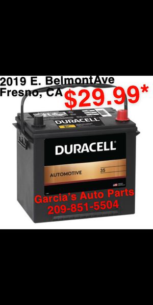 Baterias Batteries for Sale in Fresno, CA