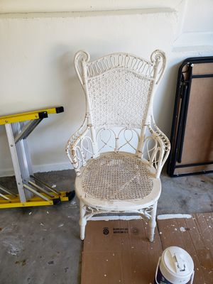Decorative chair 30.00 for Sale in Alvin, TX