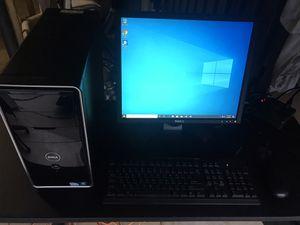 Dell Desktop Excelente Condición Win 10 Pro for Sale in Houston, TX
