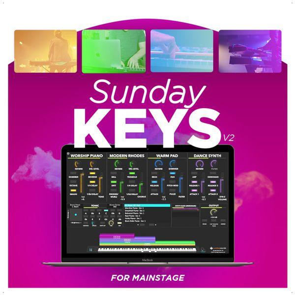 Sounday Keys 2021 Full Version