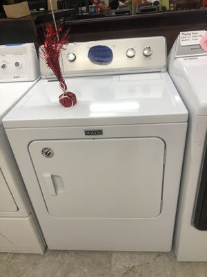 NEW MAYTAG FRONT LOAD ELECTRIC DRYER IN EXCELLENT CONDITION for Sale in Laurel, MD