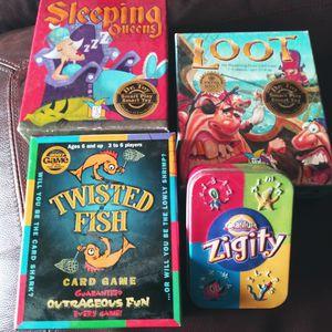 Kids Card Games for Sale in Vallejo, CA
