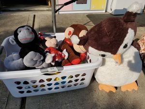 Stuffed Animals! for Sale in Spring, TX