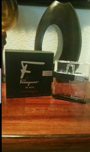 Salvatore Ferragamo Black 3.4oz for Sale in Moreno Valley, CA