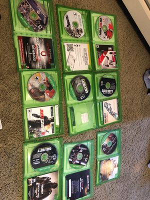 Xbox One Video Games for Sale in San Antonio, TX