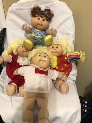 Cabbage Patch Dolls- Make Offer for Sale for sale  Atlanta, GA