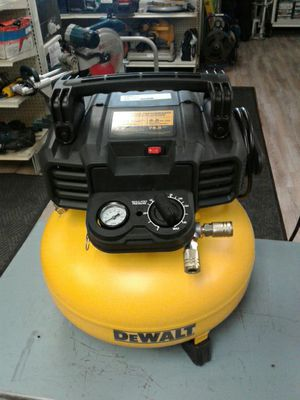 Dewalt 165psi electric air compressor for Sale in Federal Way, WA
