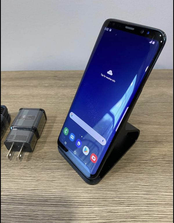 Samsung galaxy s8 unlocked