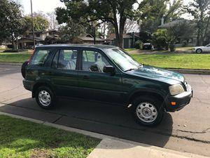 Honda crv 2001 for Sale in Clovis, CA