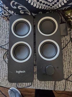 Logitech speakers for Sale in Downey, CA
