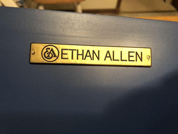 Ethan Allen shelves