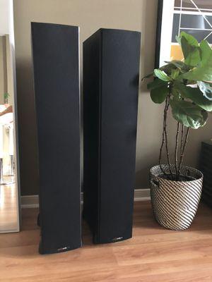 Polk Audio Monitor 60 Series II 2 floorstanding speakers - pair for Sale in Houston, TX