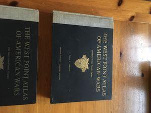 Civil War Atlas 2 volume set for Sale in Prattville, AL