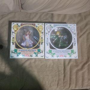 FuRyu SWORD ART ONLINE SAO ALO Set of 2 Asuna & Rifa Japan Anime Figure for Sale in Fremont, CA