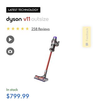 Dyson V11 Outsize $700.00 OBO for Sale in Washington, DC