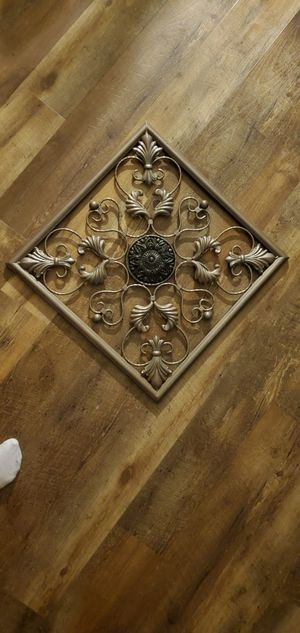 Metal Wall Hanging for Sale in Redding, CA