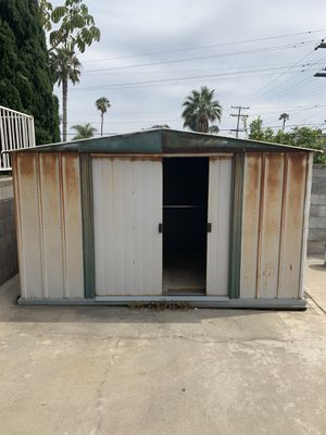 Outdoor Storage Shed for Sale in San Diego, CA