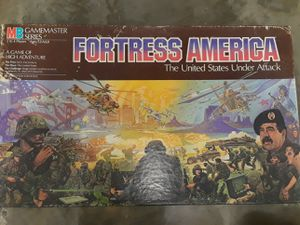 Fortress America board game for Sale in Fort Pierce, FL
