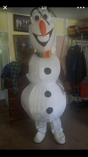Olaf Costume for Sale in Jurupa Valley, CA