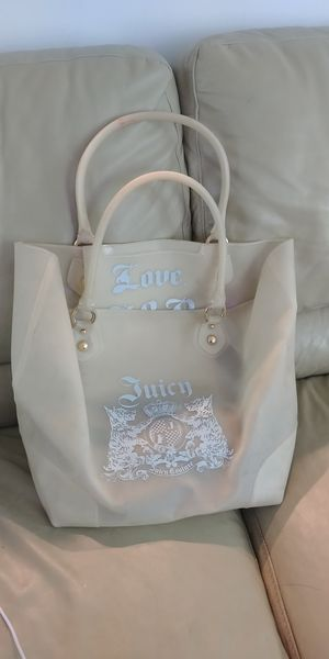Juicy Couture tote for Sale in Milton, WA