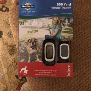Remote Dog Training Collar for Sale in Woodbridge, VA