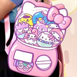 Loungefly x Sanrio Hello Kitty and Friends Gumball Machine Pastel Mini Backpack for Sale in Torrance,  CA