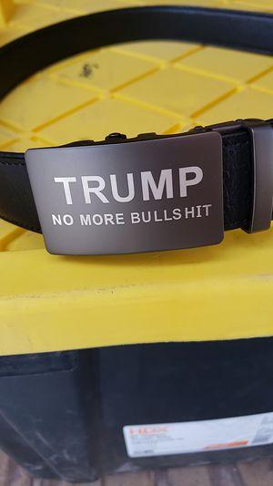 Ratcheting belt Trump no more BS for Sale in Scottsdale, AZ