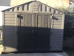 US Leisure Brand Storage Shed for Sale in Yorba Linda, CA