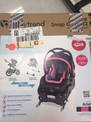 Baby trend secure car seat for Sale in Boston, MA