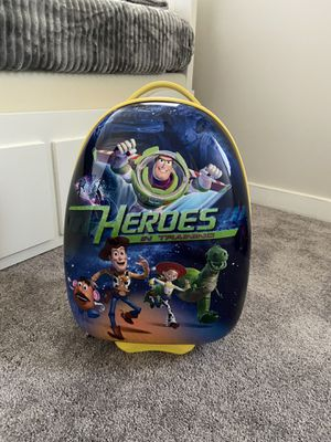 Toy Story kids luggage for Sale in Wilmington, DE