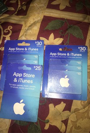 Apple Card's for Sale in Anaheim, CA