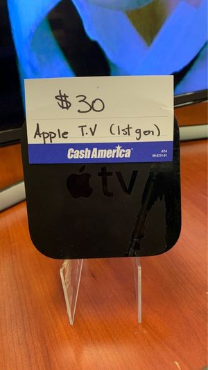 Apple TV (1st gen) for Sale in Chicago, IL