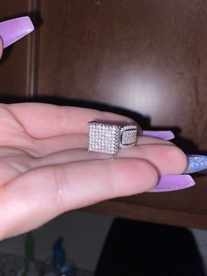 Size 6 New Women 925 Sterling silver engagement wedding ring for Sale in San Antonio, TX
