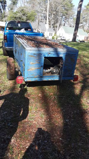 """Restorable TRAILER,for whatever use"" for Sale in Decatur, GA"