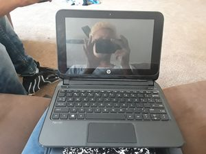 Hp touchscreen laptop for Sale in Washington, DC