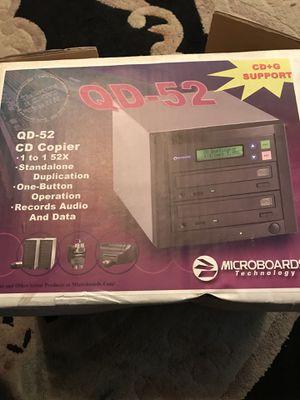 CD copier for Sale in Washington, DC