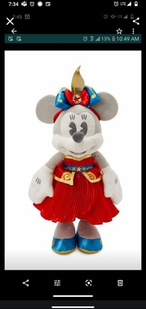 Minnie mouse main attraction for Sale in Fontana, CA