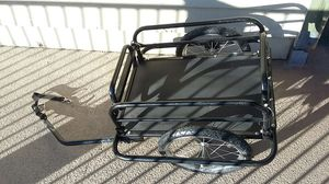 Collapsible Bike Trailer for Sale in Scottsdale, AZ