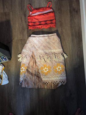 Disney Moana costume for Sale in Lake Worth, FL