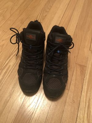 Steel Toe Work Boots Size 10 for Sale in Norfolk, VA