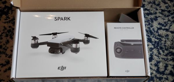 Brand New DJI SPARK Drone with Brand new DJI Controller