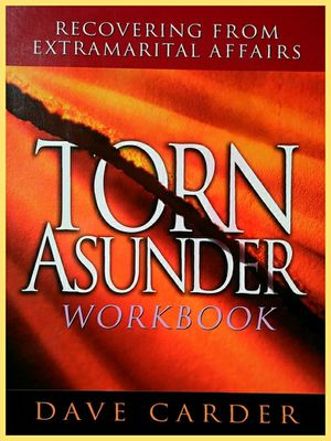 Torn Asunder: Recovering From Extramarital Affairs; Faith Based Marriage Counseling Paperback Workbook —$5 + Same Day Shipping! for Sale in Marysville, WA