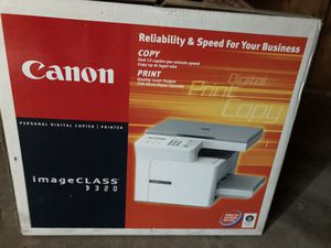 CANON IMAGE CLASS D320 for Sale in North Las Vegas, NV