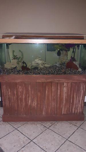 Fish tank ,70 Gal. for Sale in San Antonio, TX