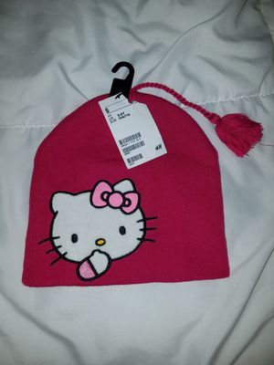 Hello kitty H&M size 3-6 years beanie cap for Sale in San Diego, CA