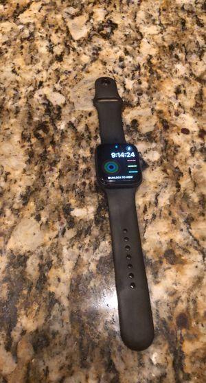 Apple Watch S4 44 black for Sale in Chandler, AZ
